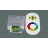 Контролер RGB для світлодіодной стрічки 18А