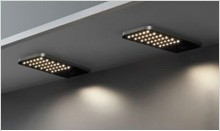 Мебельные светодиодные светильники