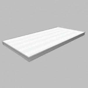 """Светильник светодиодный стационарный, панель """"AVA TECH"""" Office  600х300 mm. 28 W.."""